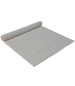 . Полотенце для ног (коврик) Brighton (Puf) 50х80 Белый от Casual Avenue