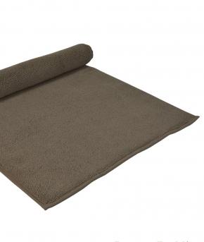 Коврики для ванной комнаты. Полотенце для ног (коврик) CHICAGO (MASAL) 50×80 коричневый от Casual Avenue
