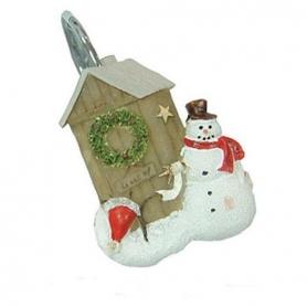 . Набор из 12 крючков для шторки Holiday Outhouses