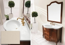 Мебель для ванной комнаты. Eban Rebecca 105 мебель для ванной PERGAMON