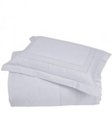 . Постельное белье Siena (Mood) двуспальное евро (200х220) Белый от Casual Avenue