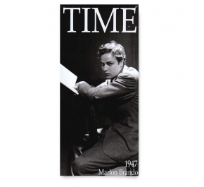 Постеры Фоторепродукции. Постер Time Brando