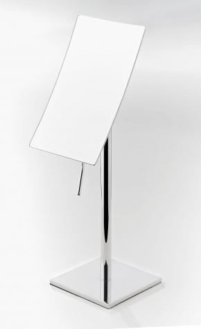 Зеркала косметические с подсветкой увеличением настенные настольные Зеркала с присосками. Зеркало оптическое настольное AC-012300100 Futura с увеличением