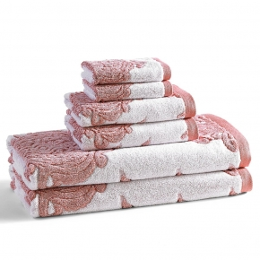 . Полотенце для ног (банный коврик) 51х86 Roma Roma Paprika ROM-175-PPK