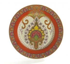 Посуда Столовые приборы Декор стола Deluxe. Тарелка Hayat столовая (30 см)