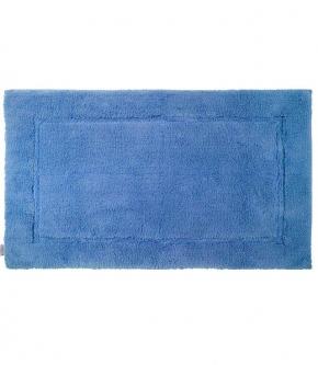 Коврики для ванной комнаты. Коврик для ванной прямоугольный (60х100) Prestige Cobalt (Престиж Кобальт) от Yves Delorme