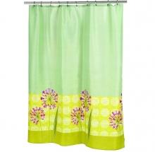 Шторки для душа и ванны текстильные. Шторка для ванной Serenity FSC-SER