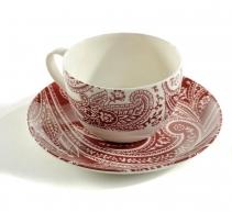 Посуда Столовые приборы Декор стола Deluxe. Пара чайная