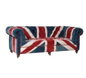 Диваны Deluxe. Диван William Union Jack Andrew Martin