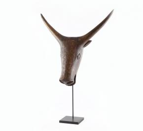 Предметы декора Deluxe. Голова быка