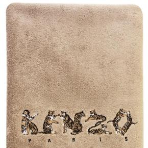 Полотенца хлопковые Deluxe. Полотенце гостевое (42х70), для рук (55х100) и банное (92×150) Logo KZ Galet (Лого КЗ Галет)  от Kenzo