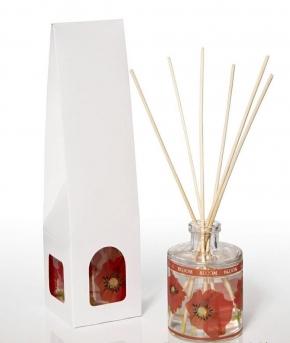 Ароматические свечи Парфюм для дома Диффузоры. Диффузор ароматический Мак от Stone Glow Art.3419