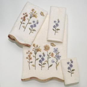Полотенца хлопковые. Полотенце для рук Country Floral IVR