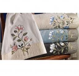 Полотенца хлопковые. Полотенце для рук мини Jardin 036434IVR