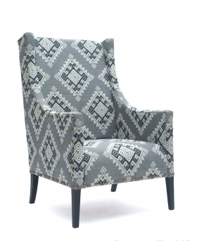 Кресла. Кресло Glen Z11 Lily White от Elizabeth Douglas