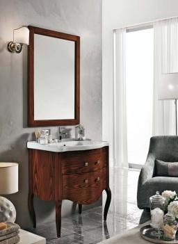 Мебель для ванной комнаты. Eban Sonia 75 мебель для ванной Noce