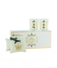 Ароматические свечи Парфюм для дома Диффузоры. Подарочный набор Английский сад от Ashleigh&Burwood