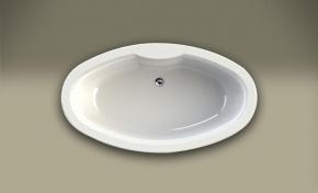 Ванны. Knief Aqua Plus Ванна модель OVAL 1800 x 950 x 625 мм