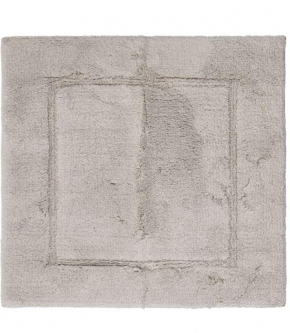 Коврики для ванной комнаты. Коврик для ванной квадратный (60х60) Prestige Pierre (Престиж Пьер) от Yves Delorme