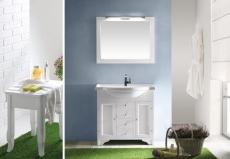 Мебель для ванной комнаты. Eban Eleonora 86 композиция Т28 мебель для ванной