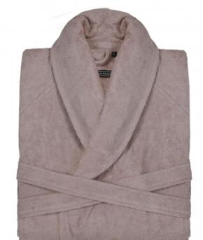 Халаты Одежда для бани и сауны. Халат PHUKET (MEVSIM) (S; M; L; XL) Пыльно-розовый  от Casual Avenue