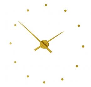 . Nomon OJ mini mustard часы Ø50 см