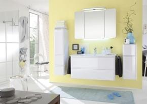 Мебель для ванной комнаты. Pelipal Solitaire 7010 Комплект подвесной мебели 542x845x507 мм