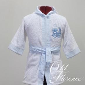Текстиль для детей: полотенца, халаты, постельное бельё и др.. ХАЛАТ детский ТРЕНИНО 2 года
