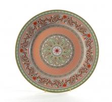 Посуда Столовые приборы Декор стола Deluxe. Тарелка Oriental закусочная большая