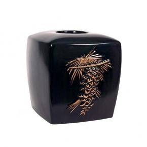 . Бокс для салфеток салфетница Asian Pine XASIAN005C