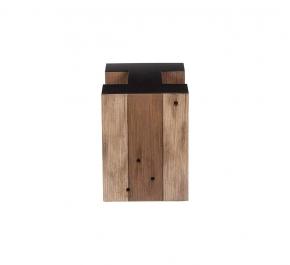 Журнальные Приставные Кофейные столы. Стол приставной Wooden Alphabet  I