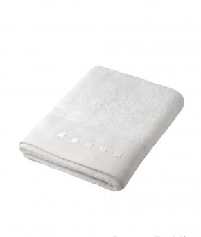 Полотенца хлопковые Deluxe. Полотенце для тела Льняной Бордюр от Catherine Denoual Maison