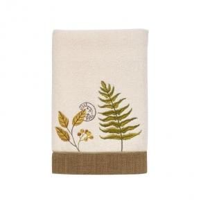 Полотенца хлопковые. Полотенце для рук Foliage Garden 36702IVR