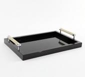 Аксессуары и Мебель для дома. Поднос Black Ivory