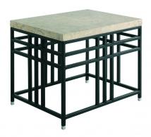 Журнальные Приставные Кофейные столы. Стол приставной Geometric L