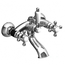 Смесители для ванны. Gattoni Vivaldi 12006CO смеситель для ванны/душа