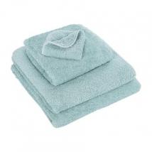 Полотенца хлопковые.         Полотенце Супер Пил светло-голубое
