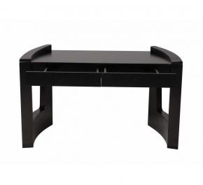 Столы для офиса, кабинета. Стол письменный Mars Black Gloss