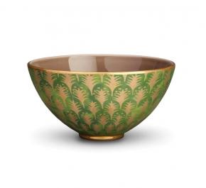 Посуда Столовые приборы Декор стола Deluxe. Чаша Fortuny Green