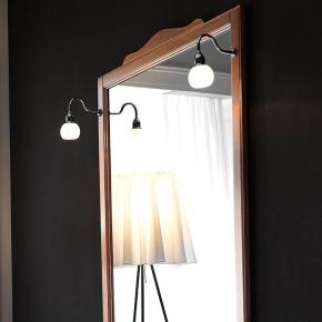 . Зеркало для ванной комнаты Kerasan Retro 7345