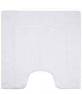 . Коврик для туалета квадратный (60х60) Prestige Blanc WC (Престиж Бланк ВиСи) от Yves Delorme