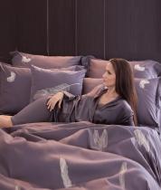 Постельное бельё Deluxe. Французское постельное белье элитное Перья от Catherine Denoual Maison