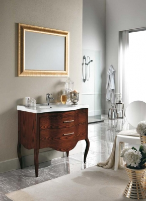 . Eban Sonia 95 мебель для ванной Noce
