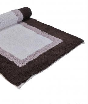 . Полотенце для ног (коврик) SOHO 55х90 лиловый от Casual Avenue