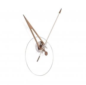 Часы. Nomon Cris Walnut White часы ∅70 см