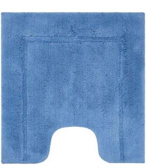 . Коврик для туалета квадратный (60х60) Prestige Cobalt WC (Престиж Кобальт ВиСи) от Yves Delorme
