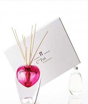 Ароматические свечи Парфюм для дома Диффузоры. Диффузор в стекле Amoremis (древесный аромат) от C'Toi