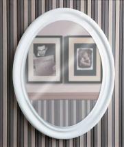 Зеркала для ванной. Simas Lante зеркало овальное LAS1