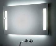 . Зеркало настенное, с подсветкой 45619