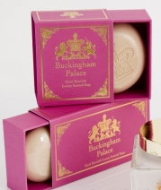 . Мыло Королевский Гиацинт в подарочной коробке от Stone Glow